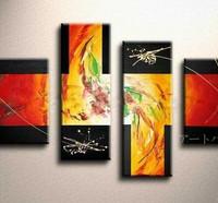 アートパネル 『野生』 25x60cm x 2枚他、計4枚組