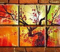 アートパネル 『梅の樹』 30x35cm、6枚組