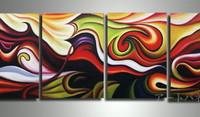 アートパネル 『グラフィティ』 40x50cm、4枚組