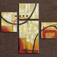アートパネル 『暖光』 40x60cm x 1枚他、計4枚組
