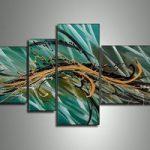 アートパネル 『龍』 40x40cm、1枚他、計4枚組