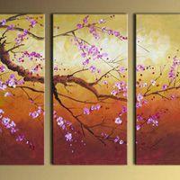 アートパネル 『桜Ⅲ』 30x60c x 3枚組
