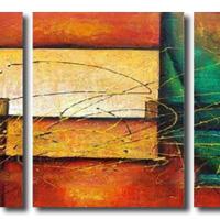 アートパネル 『壁』 40x50cm x 3枚組
