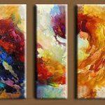アートパネル 『色彩』 30x90cm x 5枚組