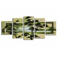 アートパネル 『松』  30x50cm x 2枚他、計5枚組