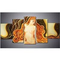 アートパネル 『裸体』 25x40cm x 2枚他、計5枚組