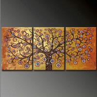 アートパネル 『生命の樹Ⅱ』 30x40cm x 3枚組
