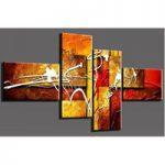 アートパネル 『象形』 30x50cm x 2枚他、計4枚組