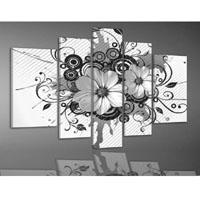 アートパネル 『白菊』 25x40cm x 2枚他、計5枚組