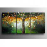 アートパネル 『秋の果実』 30x60cm x 3枚組