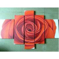 アートパネル 『薔薇』 合計5枚組