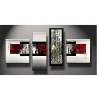 アートパネル 『壁』 40x40cm x 2枚他、計4枚組