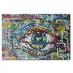 アートパネル 『あなたを見ている』 50x70cm x 1枚