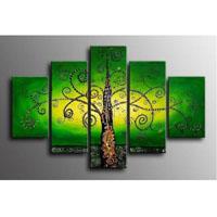 アートパネル 『生命の樹Ⅸ』 計5枚組