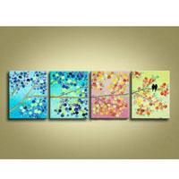 アートパネル 『四季』 30x40cm x 4枚組