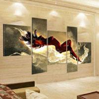 アートパネル 『魅惑』 40x60cm x 1枚ほか、計5枚組
