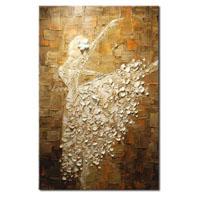 アートパネル 『バレエ・ダンサー』 140x90cm x 1枚