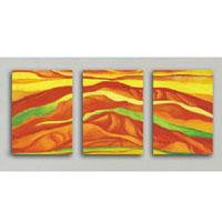 アートパネル 『山脈』 40x60cm x 3枚組