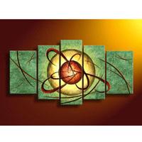 アートパネル 『球体』 25x40cm x 2枚他、計5枚組