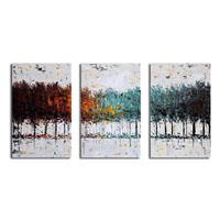 アートパネル 『森』 40x60cm x 3枚組