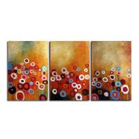 アートパネル 『胞子Ⅴ』 40x60cm x 3枚組