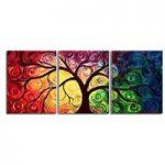アートパネル 『踊る木Ⅸ』 40x60cm x 3枚組