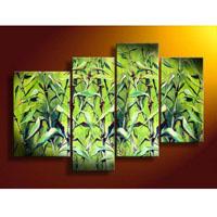 アートパネル 『竹林』 40x60cm x 1枚他、計4枚組