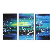 アートパネル 『夜桜Ⅲ』 30x60cm x 3枚組