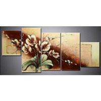 アートパネル 『花びらⅤ』 30x50cm x 2枚他、計5枚組