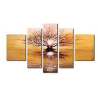 アートパネル 『枯れ木Ⅷ』 30x90cm他、5枚組