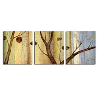 アートパネル 『枝Ⅲ』 50x50cm x 3枚組