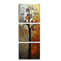 アートパネル 『生命の木Ⅲ』 40x40cm x 3枚組