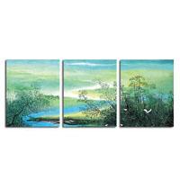 アートパネル 『水辺』 40x50cm x 3枚組