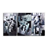 アートパネル 『幾何Ⅱ』 40x70cm x 3枚