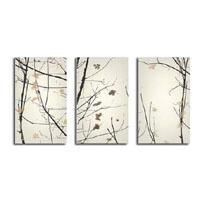 アートパネル 『枝Ⅱ』 30x70cm x 3枚組