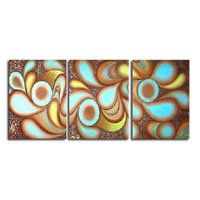 アートパネル 『粒子』 40x60cm x 3枚組