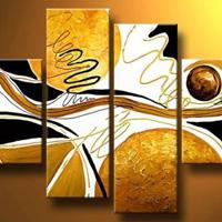 アートパネル 『イマジネーション』 40x50cm、2枚他、計4枚組