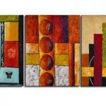 アートパネル 『室内』 30x40cm x 3枚組