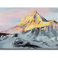 アートパネル 『エベレスト』 55x170cm x 1枚 マウンテン 山脈 大型 お店のディスプレイ インテリア