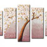 アートパネル 『幸福の樹』 25x40cm x 2枚他、5枚組