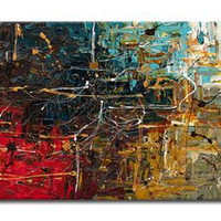 アートパネル 『抽象的(ビッグサイズ)』 75x150cm x 1枚 大型 お店のディスプレイ インテリア