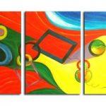 アートパネル 『流れ』 40x60cm x 3枚組